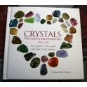 Crystals for Love & Relationships book by Cassandra Eason