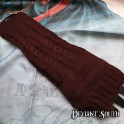 Arm Warmers - Brown