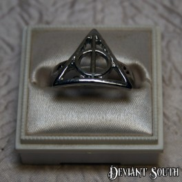 Harry Potter Deathly Hollows Ring Size US: 10 | UK: U